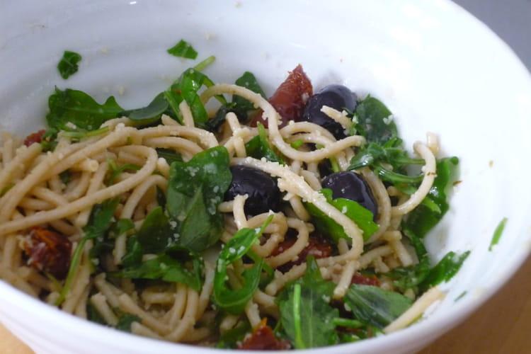 Spaghettis saveurs d italie