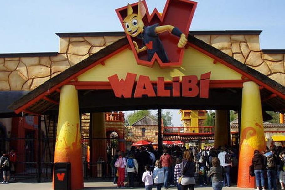 Walibi: des aventures pour toute la famille