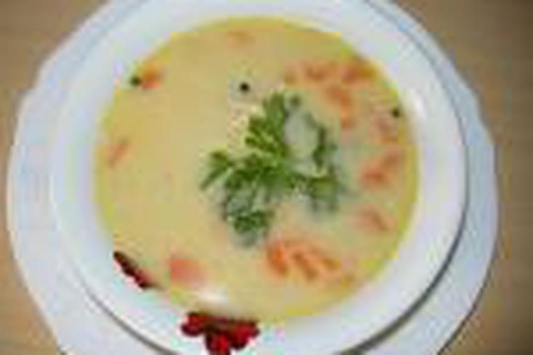 Soupe de poisson (balik çorbasi)