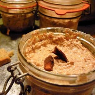 pâté de canard confit à la badiane