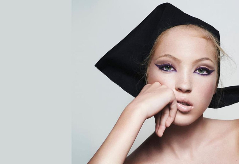 La fille de Kate Moss est la nouvelle égérie Marc Jacobs Beauty
