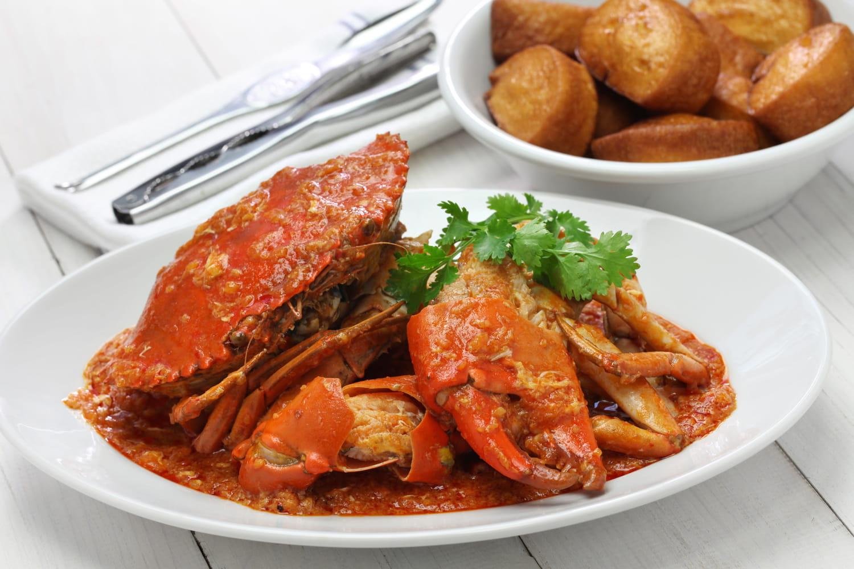 Quelle cuisson pour le crabe?