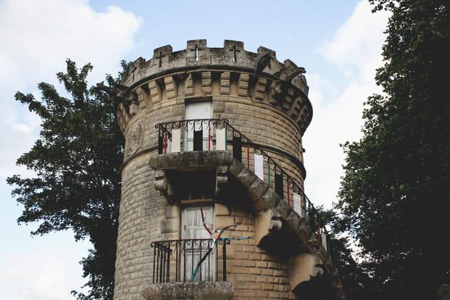 Bienvenu(e)s au château