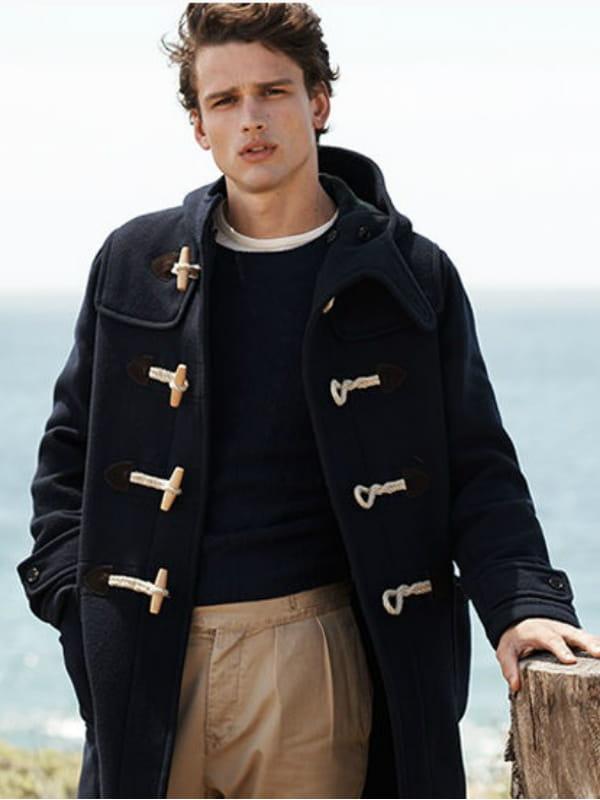 Duffle coat hivernal de Ralph Lauren