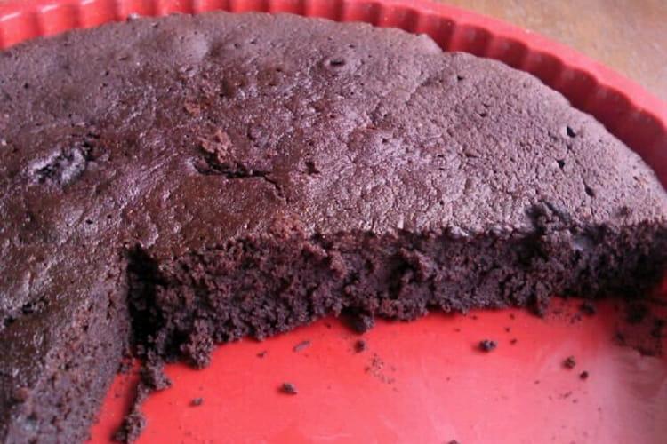 Moelleux fondant au chocolat noir