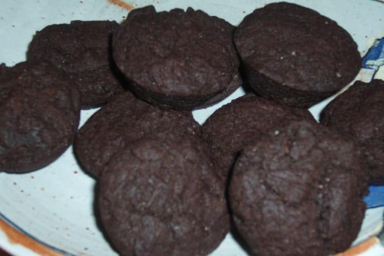 Muffins extra chocolat