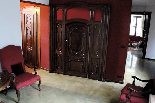 D co l 39 italienne dans une maison familiale - Deco italienne maison ...