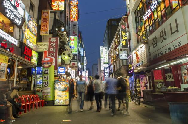 12. Séoul, Corée du Sud