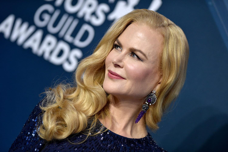 Nicole Kidman ose la coupe très courte