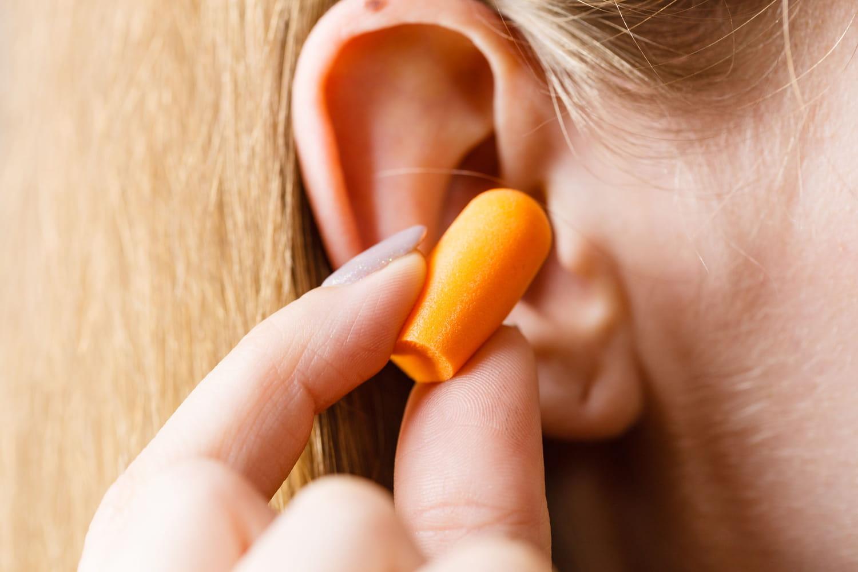 Protection auditive (bouchon d'oreille): sur mesure, sommeil, travail