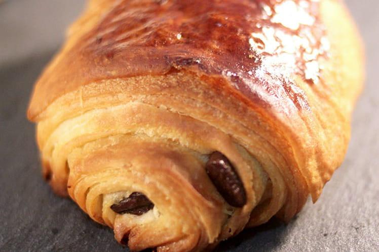 Recette De Pains Au Chocolat Comme Chez Le Boulanger La Recette Facile