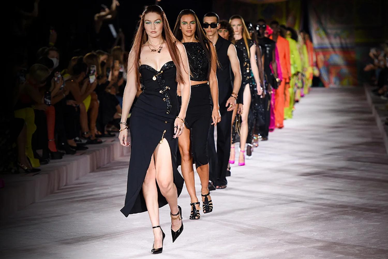 Fashion week 2021: résumé d'une semaine de shows à Milan