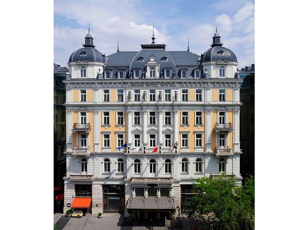 Zoom sur cinq grands Budapest hôtels