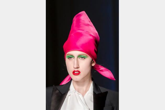 Jean Paul Gaultier (Close Up) - Printemps-été 2017