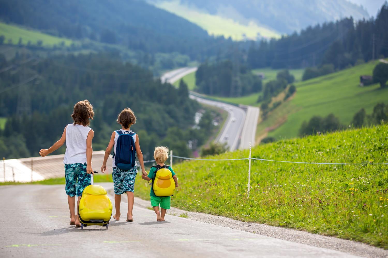 12% des enfants de parents séparés vivent en garde alternée