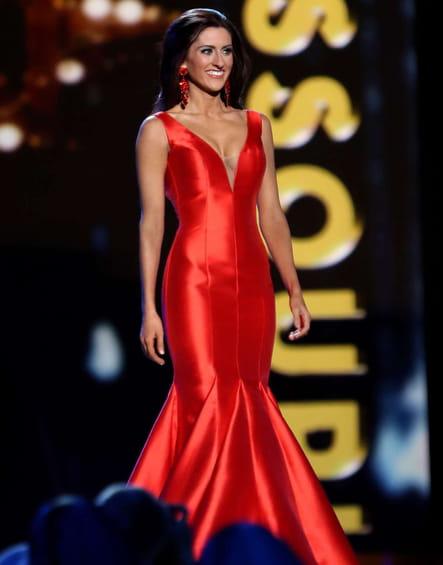 Erin O'Flaherty, Miss Missouri