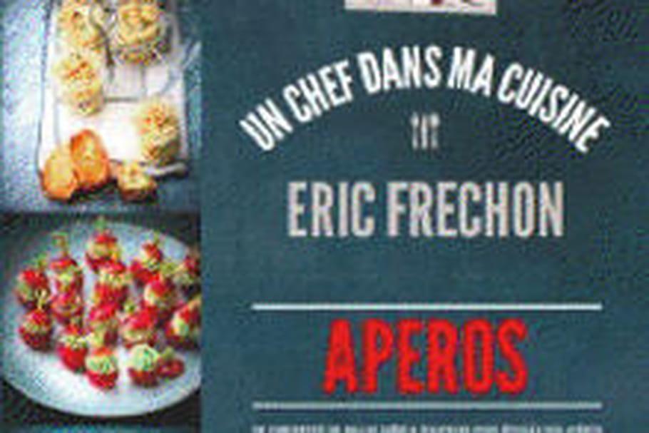 Le chef eric frechon s 39 invite dans votre cuisine - Le journal des femmes cuisine mon livre ...