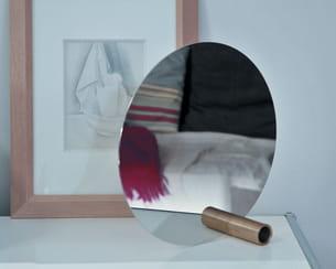 miroir disque de joachim rasmussen pour l'atelier d'exercices