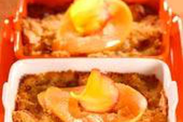 Crumble à la papaye