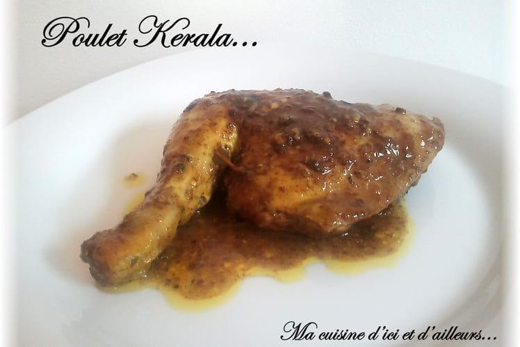 Poulet Kerala