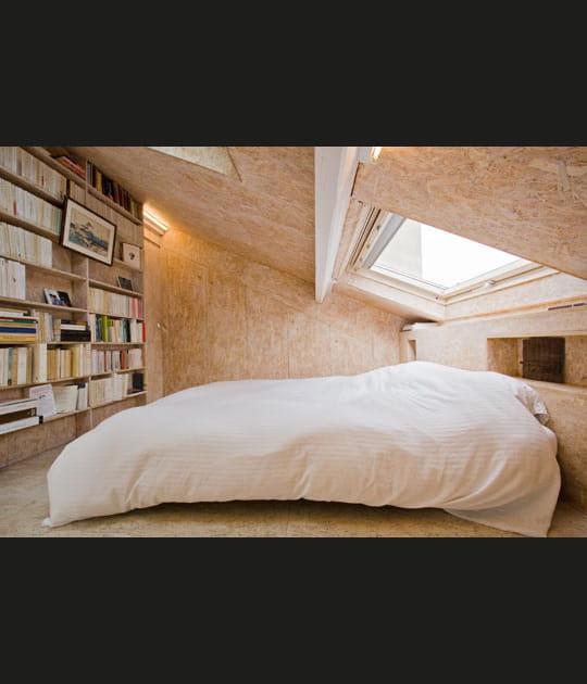 Une chambre agréable