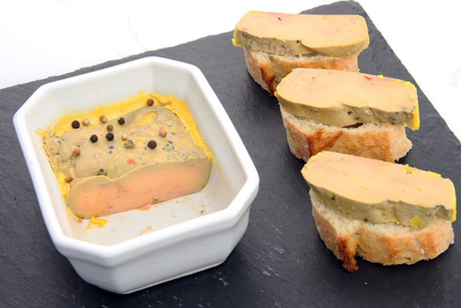 combien de temps se garde un foie gras cuit en terrine. Black Bedroom Furniture Sets. Home Design Ideas