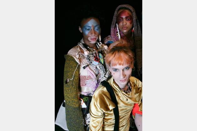 Fashion East (Backstage) - photo 21