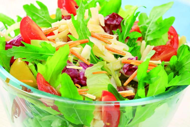 Salade pêle-mêle