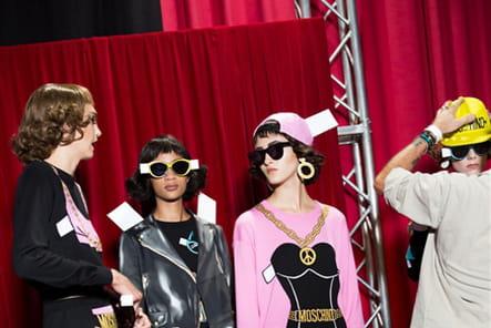 Moschino (Backstage) - photo 34