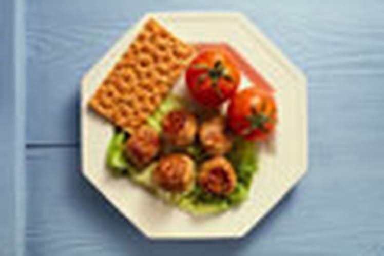 Galette végétarienne