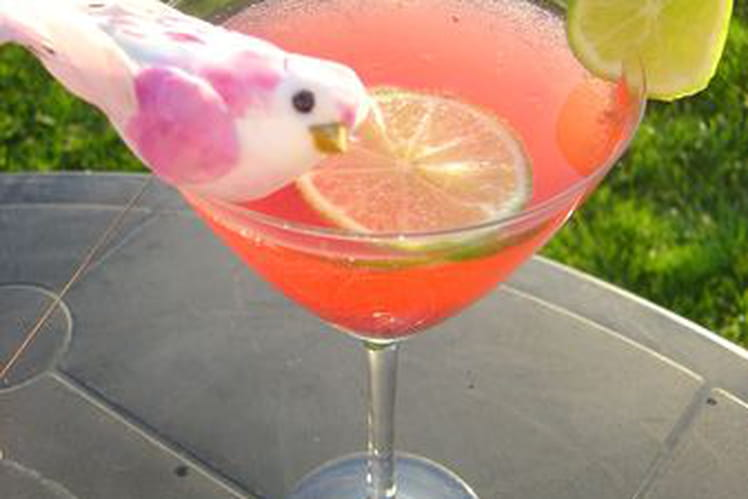 Cocktail raspberry