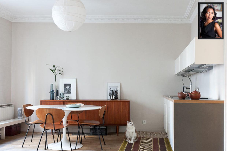 Un intérieur vintage et épuré pour Ony