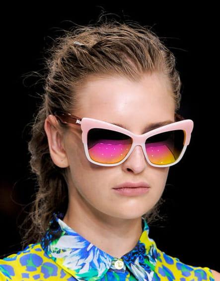 Les lunettes papillon de Just Cavalli
