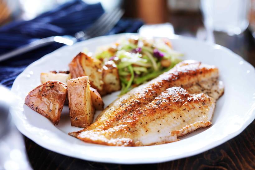 35recettes de poissons d'été