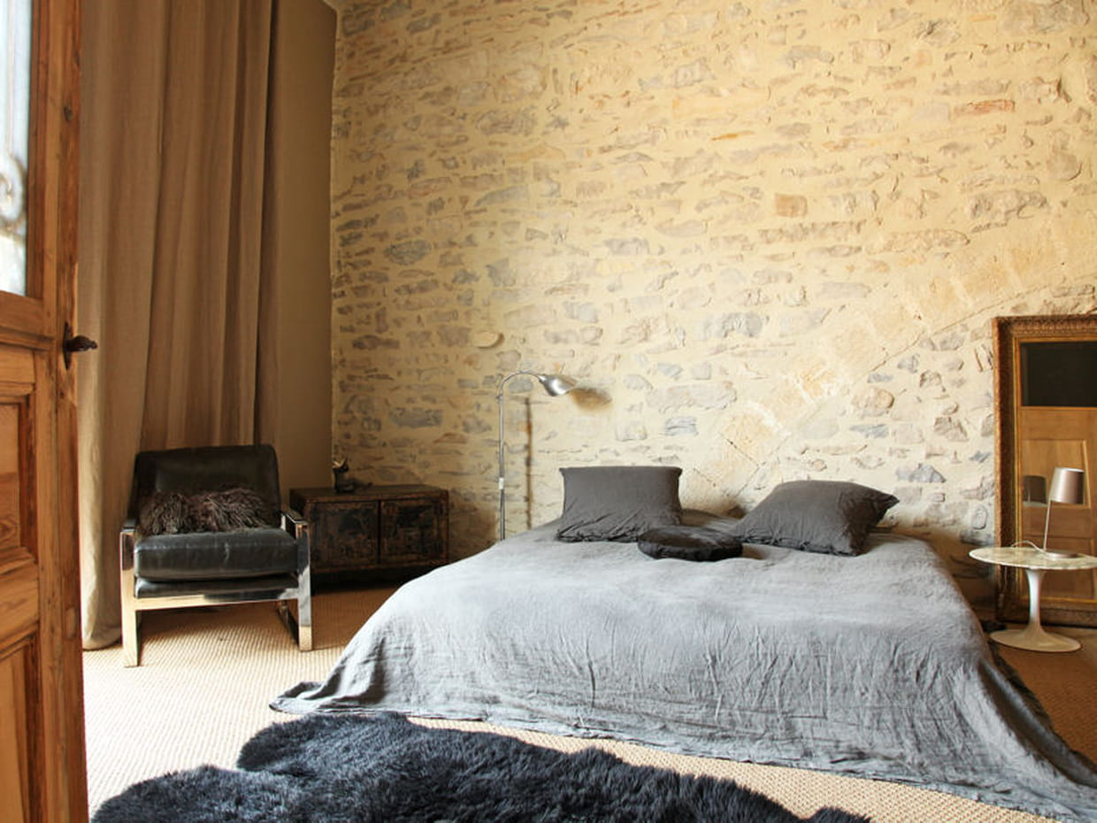 je veux le m me la maison une chambre cocooning. Black Bedroom Furniture Sets. Home Design Ideas
