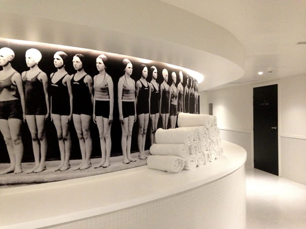 L'espace spa, le trésor de l'hôtel Boutet