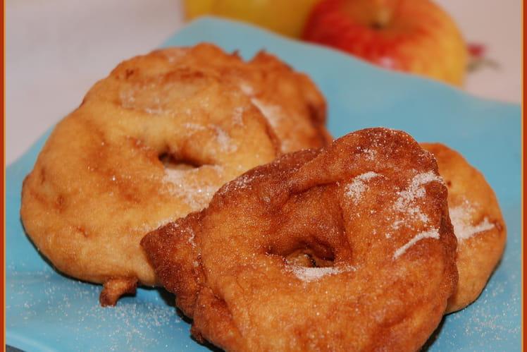 Beignets aux pommes : la meilleure recette