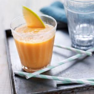 smoothie au melon et au miel