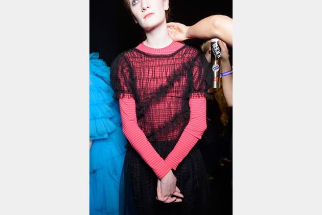Molly Goddard (Backstage) - photo 21