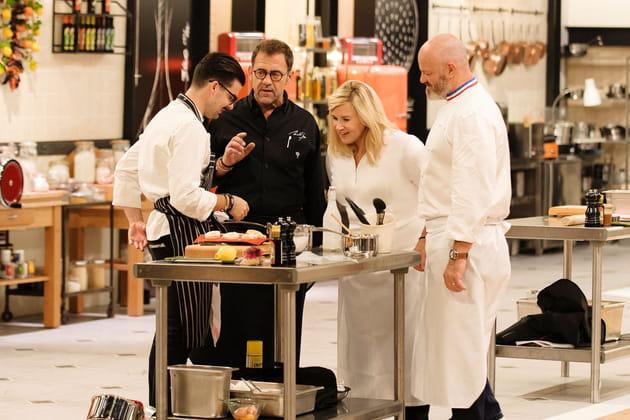 Il était déçu des candidats de Top Chef 2018