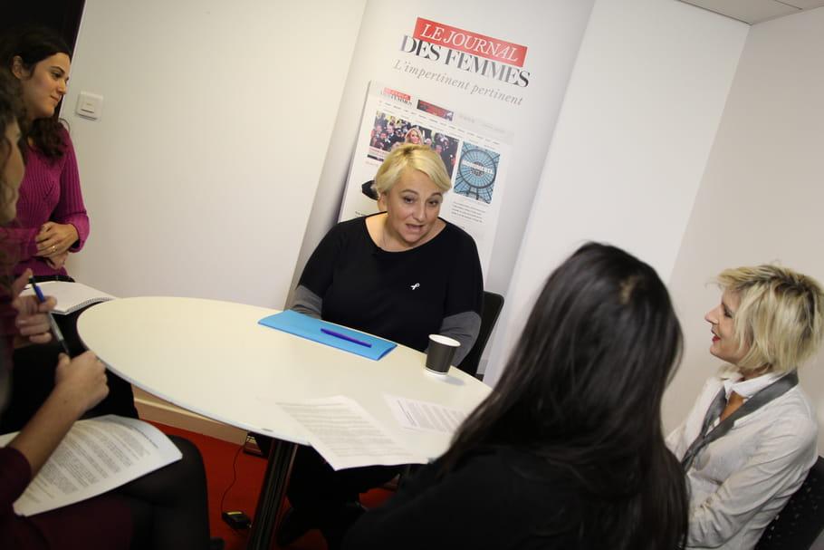 Pascale Boistard, rédac' chef du Journal des Femmes