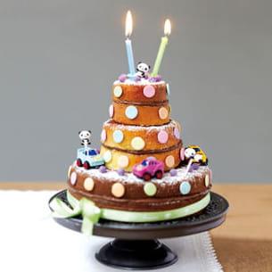 gâteau rêve d'enfant au nutella