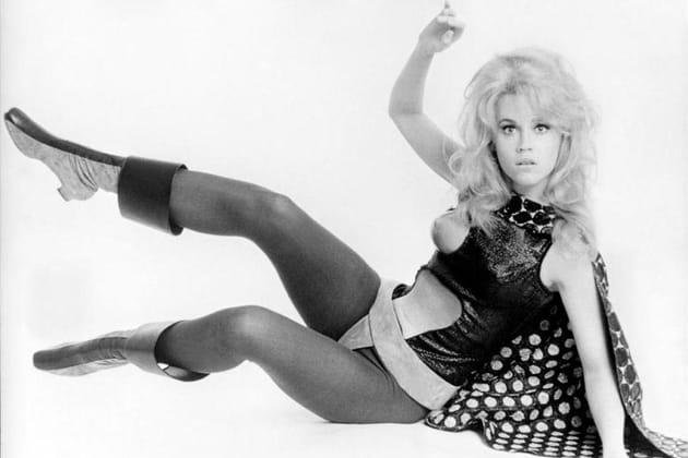 Jane Fonda, le sex symbol