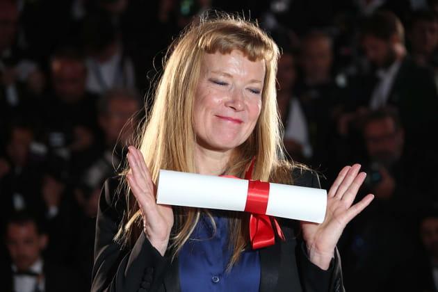 """Andréa Arnold, Prix du jury les yeux fermés pour """"American Honey"""""""