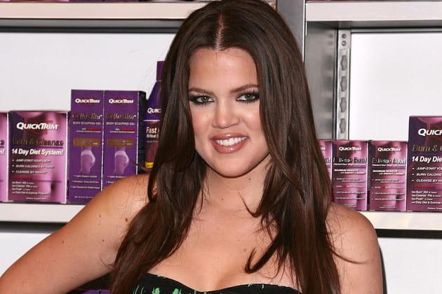 Khloé Kardashian, avant