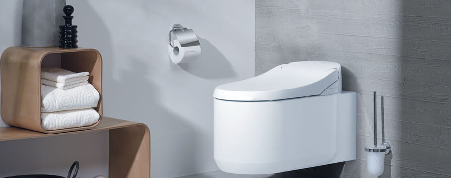 d co wc id es d 39 am nagement pour les toilettes. Black Bedroom Furniture Sets. Home Design Ideas