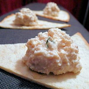 rillettes express au saumon