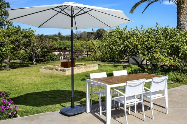 Mobilier de jardin Gili et Samos de Casa