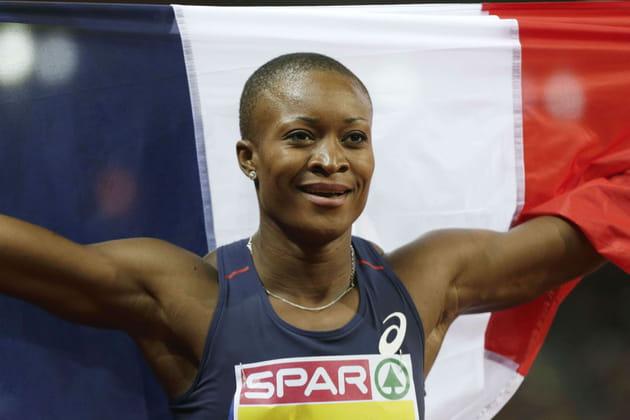 Antoinette Nana Djimou : heptathlon