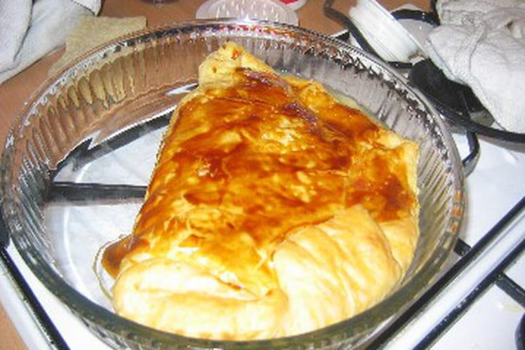 Friand au jambon